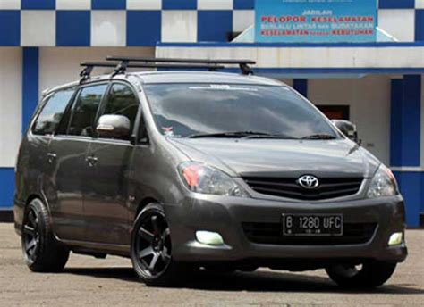 Modification Mobil Innova by 30 Konsep Modifikasi Toyota Kijang Innova Terbaru Otodrift