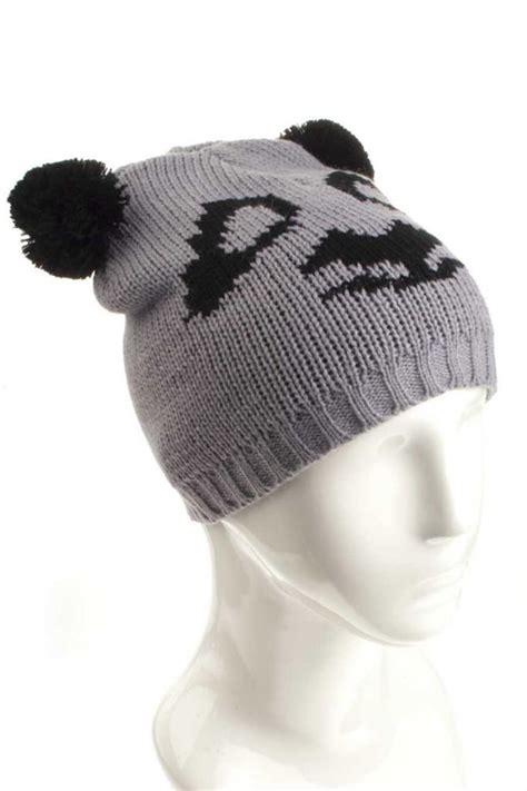 knit animal hats uk seller knitted animal hats ear warmer hat