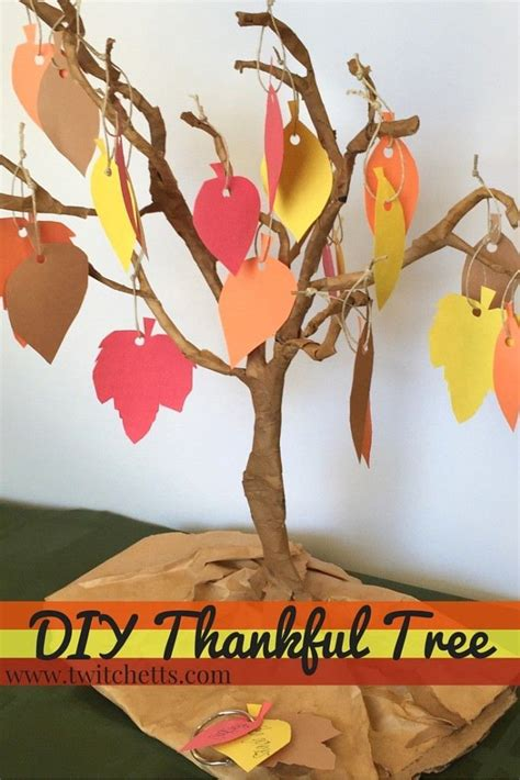 thankful tree craft for best 25 thankful tree ideas on thanksgiving