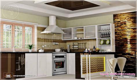 kitchen design kerala houses home interior designs by increation kerala home design
