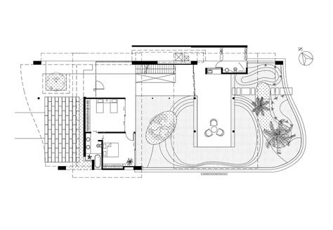 Burm House floor plan stunning beachfront home with under pool media