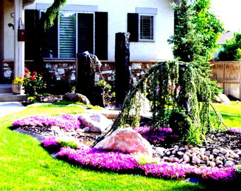 front yard gardens ideas wonderful green landscaping ideas for front yard flower