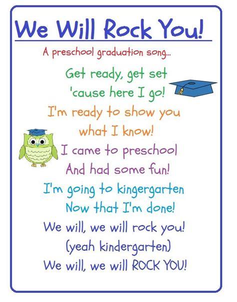 preschool for best 25 preschool graduation songs ideas on