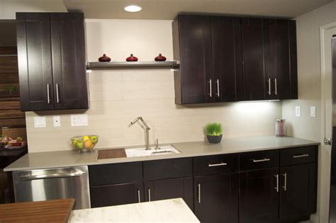 shaker espresso classic kitchen lifedesign home mocha shaker kitchen cabinets kitchen by rta cabinet store