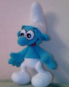 smurf knitting pattern 1000 images about smurfs on filet crochet