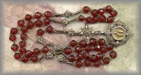 rosary origin rosary workshop history filigree