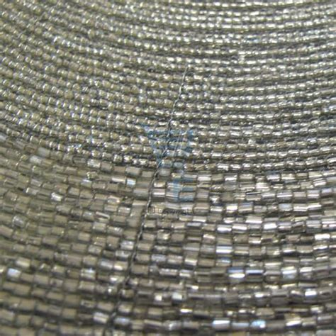 silver beaded placemats silver glass bead placemats set of 4 handmade dining
