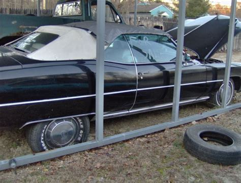 73 Cadillac Eldorado Convertible by 73 Cadillac Eldorado Convertible 500ci V8 For Sale In