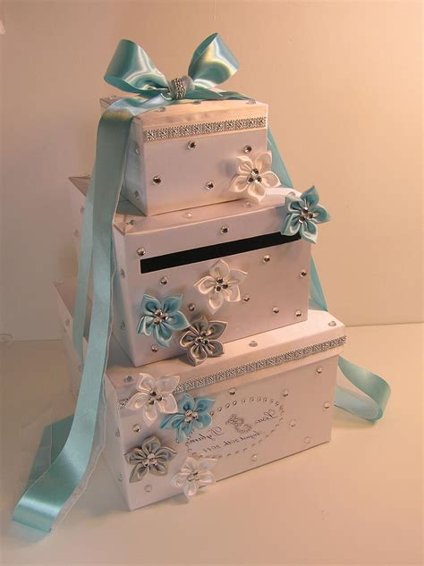 how to make gift card boxes for weddings 8 best images of wedding gift card box wedding gift card