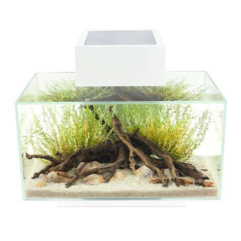 fluval edge 23l aquarium set white fluval from pond planet ltd uk