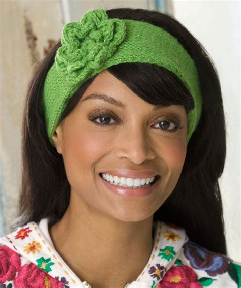 knitting a flower for a headband knitted headband with flower patterns a knitting