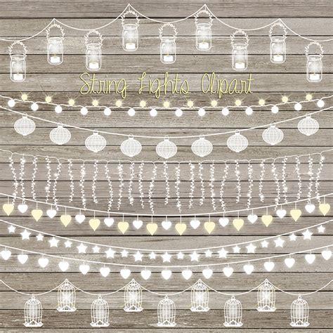 string wedding lights string lights clip string lights clipart with