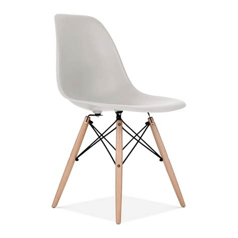 Dining Chair Eames by Eames Style Dining Chair Set Six By Ciel