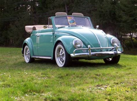 Used Volkswagen Bug For Sale by Used Vw Beetle For Sale By Owner Karmann
