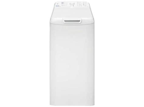 lave linge ouverture dessus 6kg vedette vt602b chez conforama