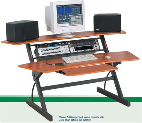 computer studio desk home studio computer desk gearslutz