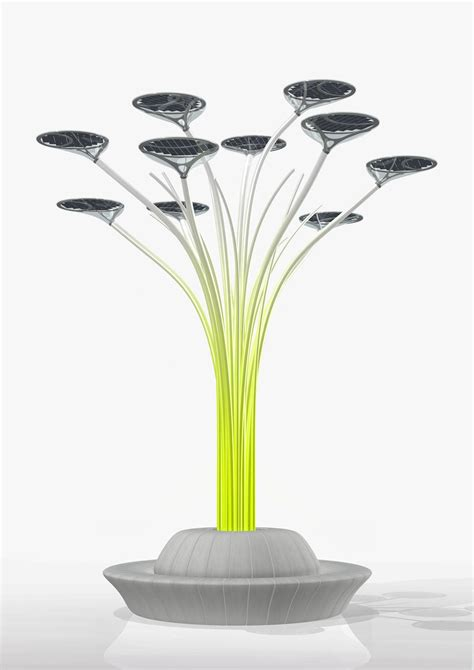 tree solar lights solar tree iluminaci 243 n led de artemide outdoor architonic