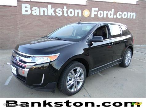 Black Ford Edge by 2012 Black Ford Edge Limited Ecoboost 59319403 Photo 11