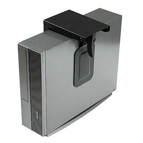 computer holder desk desk computer mount cpu holders