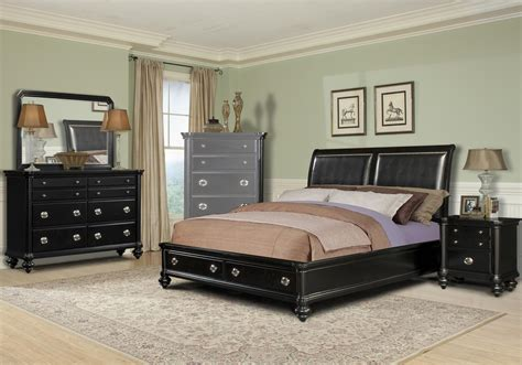 size bedroom set black king size bedroom sets home furniture design