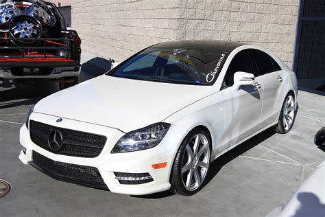 2011 Mercedes Cls by 2011 Mercedes Cls 550 Review Supercars Net