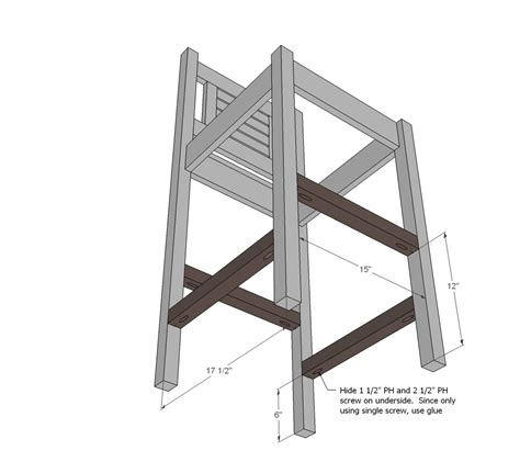 bar stool woodworking plans pdf diy bar stool plans woodworking free wood