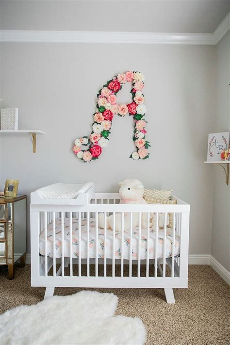 nursery room decoration ideas best 20 baby nursery themes ideas on