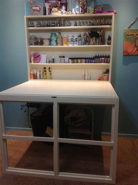 Make Your Own Kitchen Cabinet Doors murphy craft table diy projects for everyone