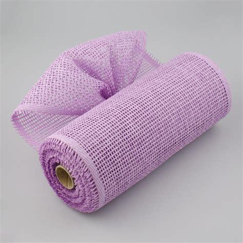 paper mesh craft 10 quot paper mesh roll lavender purple rr800147