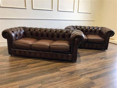 chesterfield sofa second second chesterfield sofas chairs at robinson of
