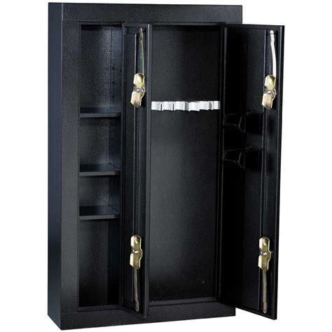 door gun cabinet homak 8 gun door steel security cabinet gshs30136028