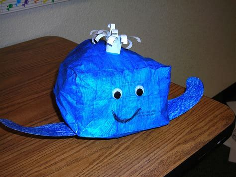 paper bag whale craft 1000 images about paper bag crafts on