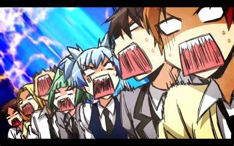 assassination classroom assassination classroom assclass anime review thing