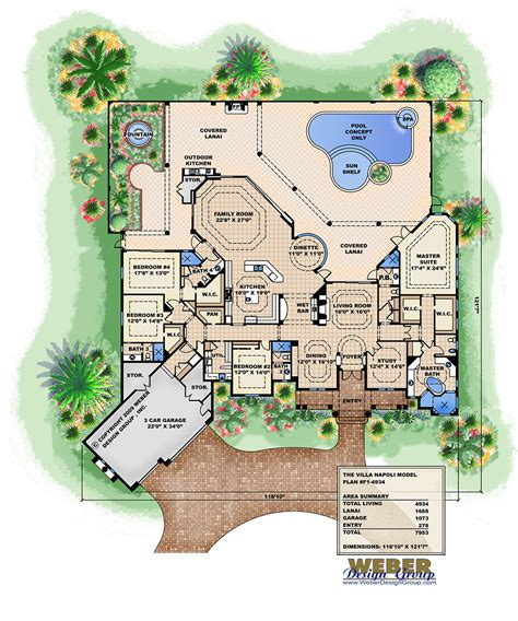 lanai house plans house plans with lanai home deco plans luxamcc