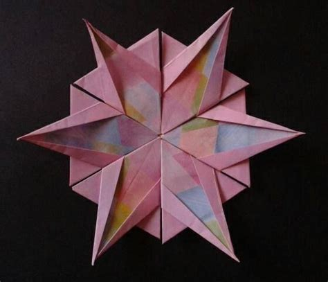 easy origami snowflake 112 best origami images on