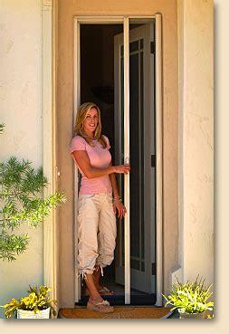 Pella Retractable Screen Door clearview retractable door screens
