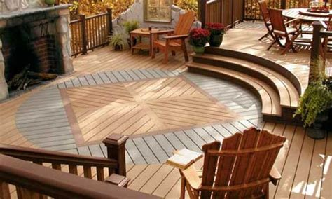 decking ideas designs patio deck designs pictures and ideas