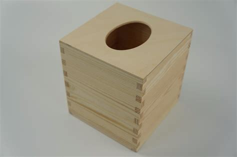 wooden blanks for decoupage plain wooden square tissue box craft decoupage box storage