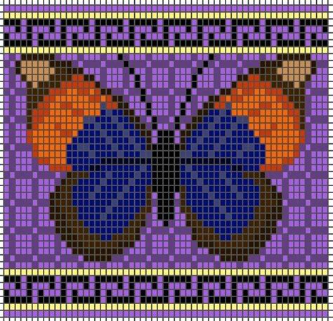 butterfly knitting chart pin by tiferet cohen on knitting charts