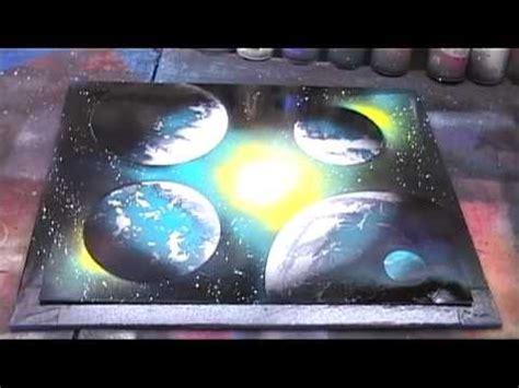 spray paint for beginners beginner galaxy spray paint