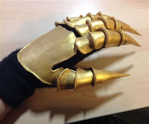 how to make vincent valentine s gauntlet 2