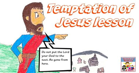 temptation of jesus crafts for temptation of jesus activity