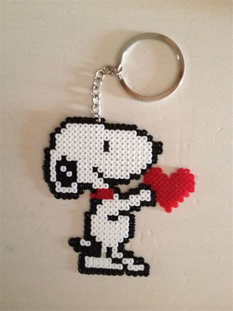 snoopy hama 25 best ideas about beaded snoopy on hama