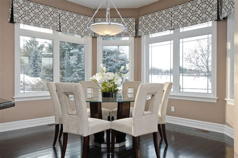 valances for dining room chic valances window treatments in dining room contemporary with shaped window treatments next