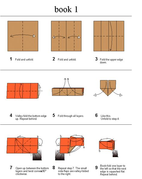 origami resources origami book 1