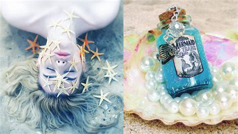 mermaid decorations for home diy mermaid ideas for your room room decor for