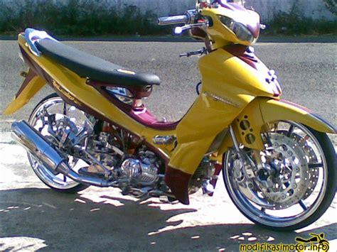 Poto Poto Motor by Gambar Foto Modifikasi Motor Yamaha Jupiter Z Terbaru