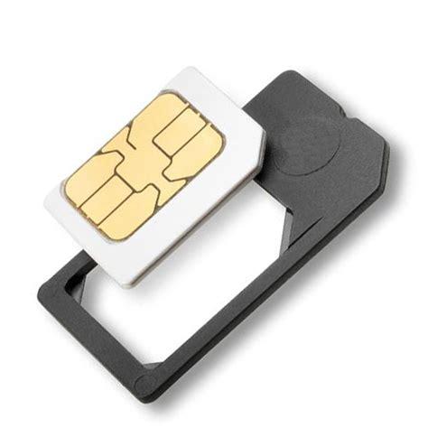 how to make sim card adapter mini micro sim to regular sim card adaptor adapter