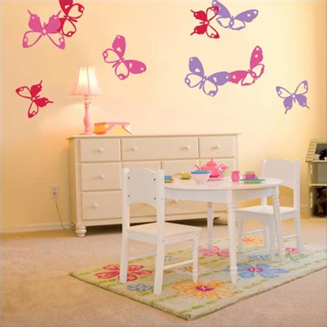 15 charming butterfly themed girl s bedroom ideas rilane