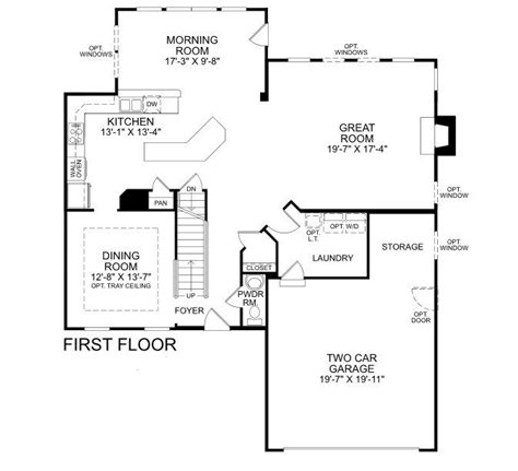 www floorplan new home floor plans new home plans design